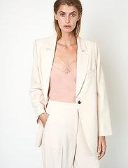 Second Female - Evie New Blazer - oversize kavajer - brazilian sand - 6