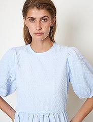 Second Female - Leah Dress - sommarklänningar - brunnera blue - 3