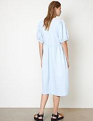 Second Female - Leah Dress - sommarklänningar - brunnera blue - 6