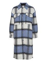Ethel Coat - BLUE BONNET