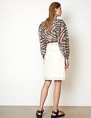 Second Female - Terry Skirt - jeanskjolar - white swan - 5