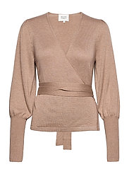 Ebba Knit Cardigan - GINGER ROOT