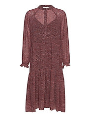Venezia Midi Dress - ROAN ROUGE
