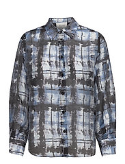 Imprint Shirt - BLUE SHADOW