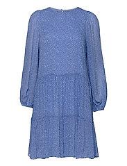 Mano Dress - BLUE BONNET