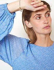 Second Female - Mano Dress - sommarklänningar - blue bonnet - 3