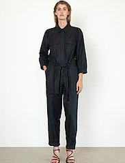 Second Female - Selene New Jumpsuit - jumpsuits - black - 0