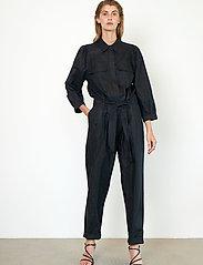 Second Female - Selene New Jumpsuit - jumpsuits - black - 4