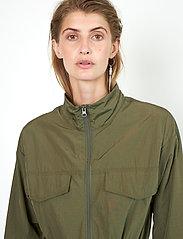 Second Female - Season New Jacket - parkasjackor - olive night - 3