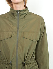 Second Female - Season New Jacket - parkasjackor - olive night - 4