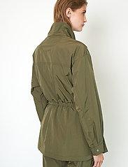 Second Female - Season New Jacket - parkasjackor - olive night - 6