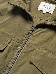 Second Female - Season New Jacket - parkasjackor - olive night - 8