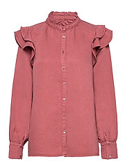 Bella New Shirt - ROAN ROUGE