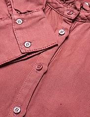 Second Female - Bella New Shirt - långärmade blusar - roan rouge - 2
