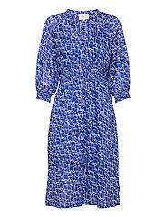 Dayly Dress - DEEP ULTRAMARINE