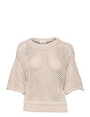 Domino Knit - NATURAL