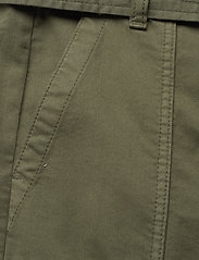 Second Female - Terry Trousers - casual byxor - olive night - 3