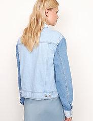 Second Female - Sherman Jacket - jeansjackor - bel air blue - 5