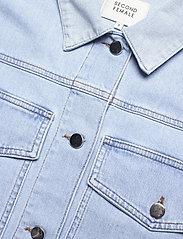 Second Female - Sherman Jacket - jeansjackor - bel air blue - 7