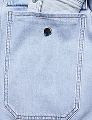 Second Female - Sherman Jacket - jeansjackor - bel air blue - 8