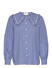 Toto Shirt - DEEP ULTRAMARINE