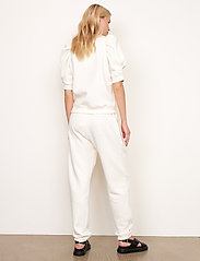 Second Female - Miami Sweat Tee - t-shirts - off white - 6