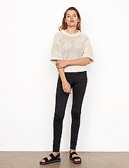 Second Female - Seoul Leggings - leggings - asphalt - 0