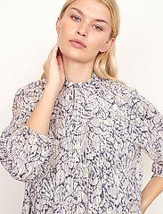 Second Female - Fiji Dress - sommarklänningar - bright white - 4