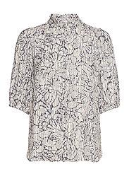 Fiji Shirt - BRIGHT WHITE