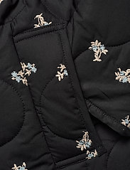 Second Female - California Quilt Jacket - quiltade jackor - black - 9