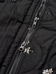 Second Female - California Quilt Jacket - quiltade jackor - black - 10