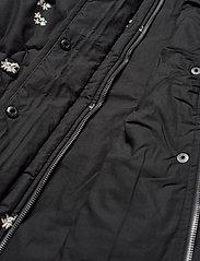 Second Female - California Quilt Jacket - quiltade jackor - black - 11