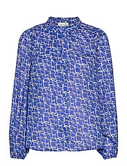 Dayly Simple Shirt - DEEP ULTRAMARINE
