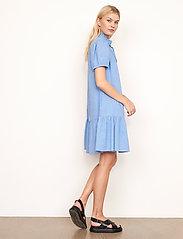 Second Female - Bilbao Dress - sommarklänningar - bel air blue - 6