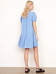 Second Female - Bilbao Dress - sommarklänningar - bel air blue - 7