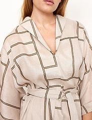 Second Female - Laval Dress - sommarklänningar - parchment - 6