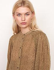 Second Female - Firenze Shirt - långärmade blusar - star fish - 3