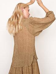 Second Female - Firenze Shirt - långärmade blusar - star fish - 4