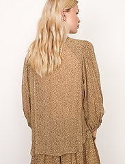 Second Female - Firenze Shirt - långärmade blusar - star fish - 5