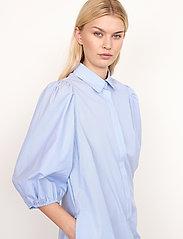 Second Female - Moscow Dress - vardagsklänningar - bel air blue - 3