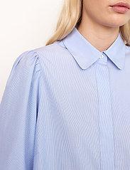 Second Female - Moscow Dress - vardagsklänningar - bel air blue - 4