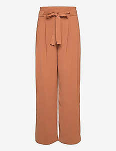 Yasemin Long Trousers - vida byxor - argan oil