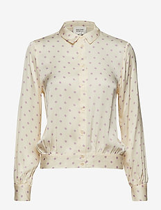Davina Short Shirt - FAIR ORCHID