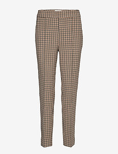 Lachlan HW Trousers - ARGAN OIL