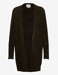Brook Knit New Pocket Cape - vesten - sea turtle