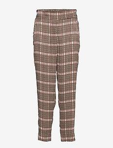 Clan MW Trousers - bukser med lige ben - brazilian sand