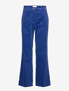 Donella MW Trousers - MAZARINE BLUE