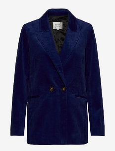 Donella Blazer - blazere - mazarine blue
