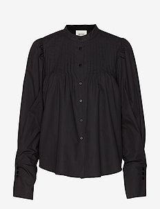 Ula Shirt - BLACK