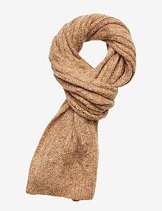 Pinea Knit Scarf - skjerf - lark